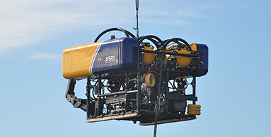 Intervention ROV