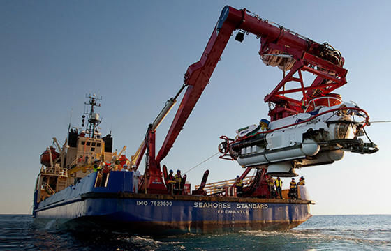 Submarine rescue systems