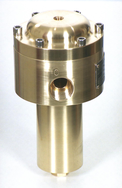 JFD | Divex back pressure regulator