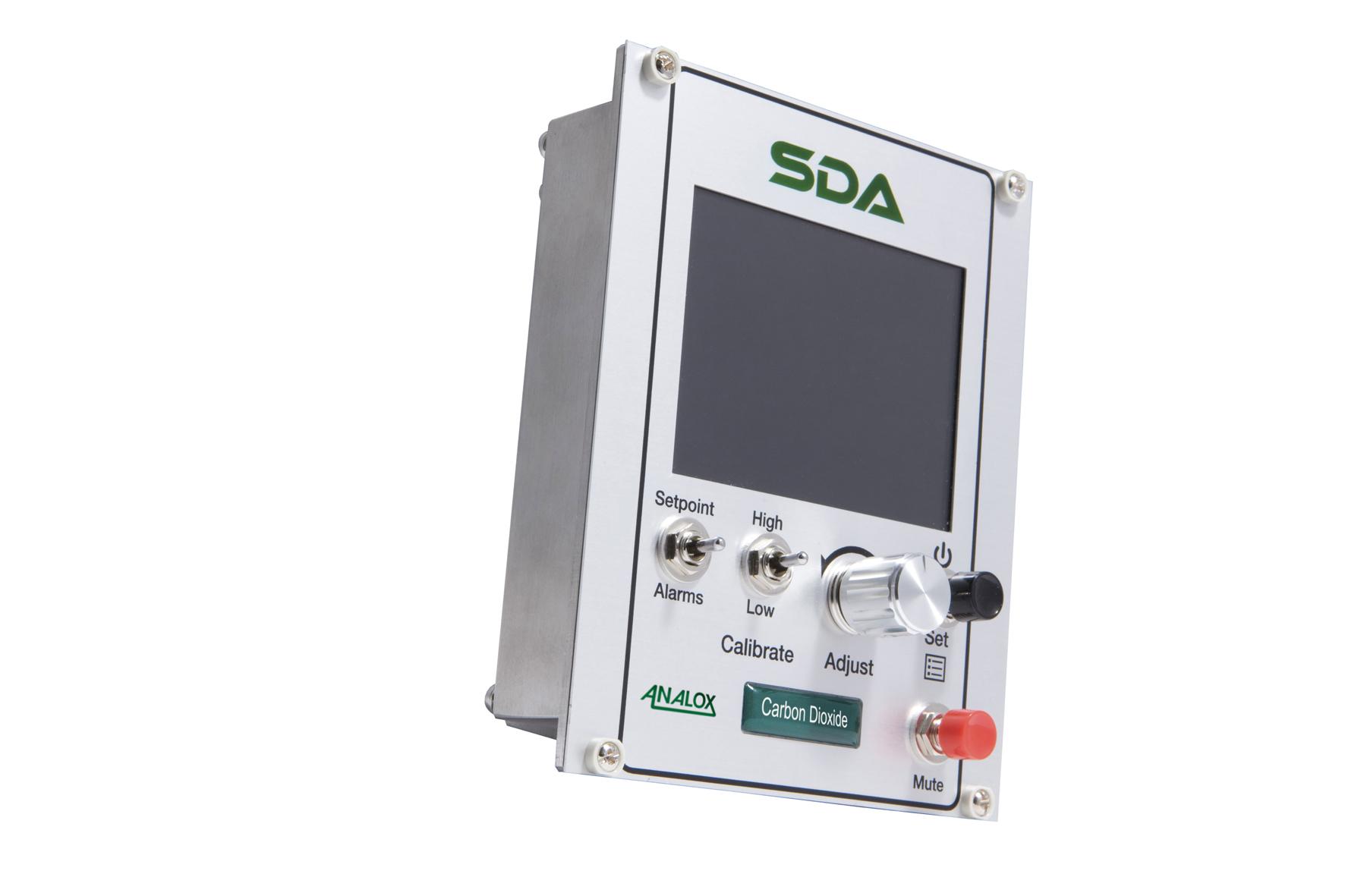 Jfd Analox Sda Co2 Analyser