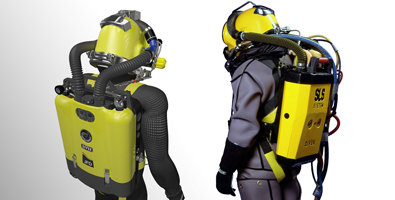 Commercial rebreathers