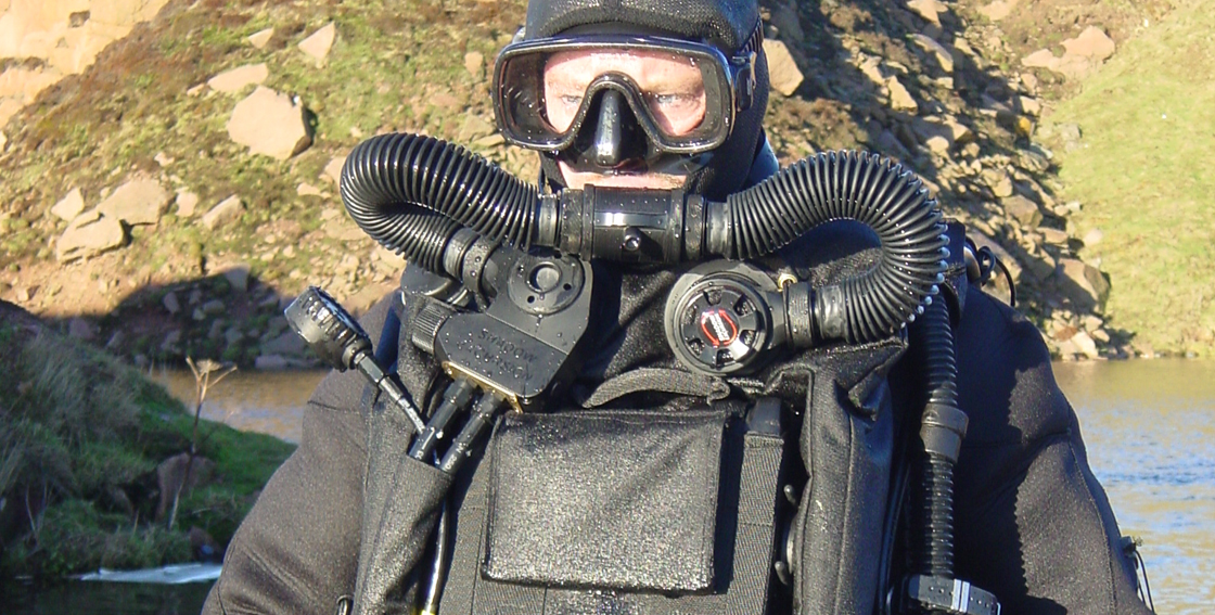 Shadow / Shadow Excursion rebreather