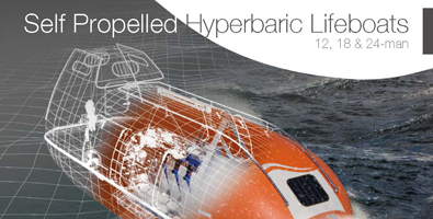 Self Propelled Hyperbaric Lifeboats