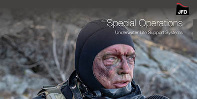 Special Operations Rebreathers