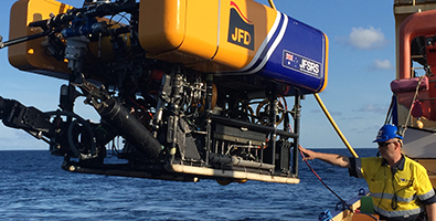 ROV operations training