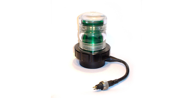 Aquabeam submersible navigation light