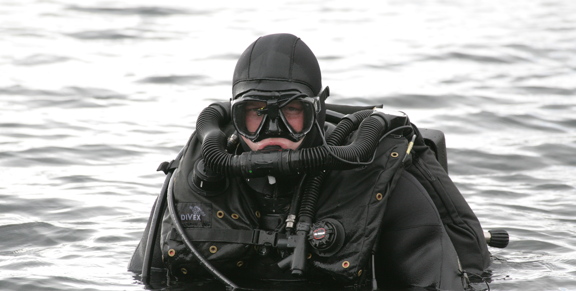 Stealth CDLSE rebreather
