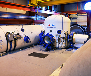 National Hyperbaric Centre Saturation diving system.jpg